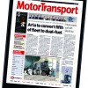Motor Transport on a tablet… coming soon