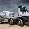 Hope Construction Materials opts for Mercedes-Benz Arocs with Mcphee mixers