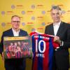 DHL becomes official FC Bayern Munich partner