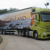 Premier Logistics promotes Irish service with new trailer fleet