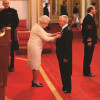 Brigade chief executive recognised with OBE for road safety services