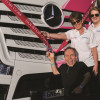 Solstor unveils charity Merc with help of Warwick Davies
