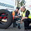 Ryder and Bridgestone deal reduces tyre breakdowns by nearly a third