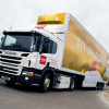 Argos puts UK's first gas-powered Scania into operation