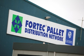 Fortec Pallet Distibution Network