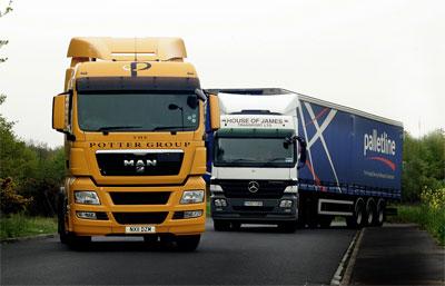 Potter Logistics Group has bought Palletline member House of James
