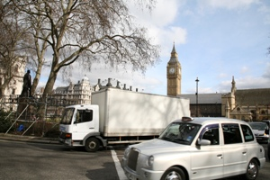 The London Olympics will bring delivery challenges