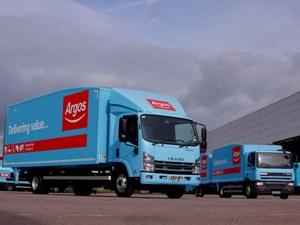 Argos trucks