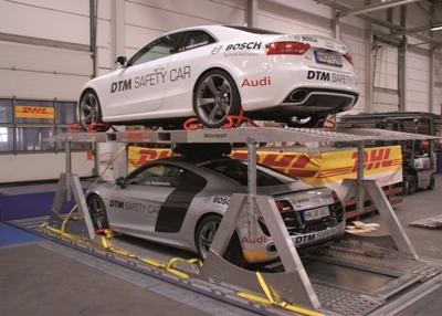 Vindis Group Chooses Dhl For Vehicle Distribution Motor