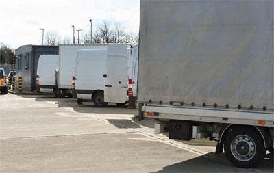 Redhead international haulage are