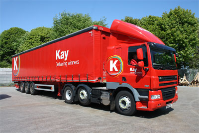 Kay Transport has bought King Stag Transport