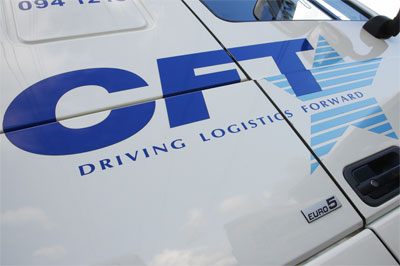 CFT Services is to become part of Birds Transport & Logistics