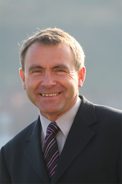 Robert Goodwill MP, transport minister