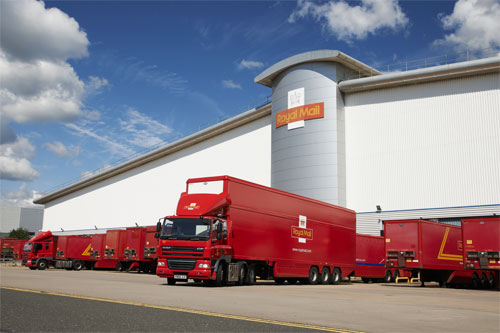 royal mail to open 10 temporary sites motor transport. Black Bedroom Furniture Sets. Home Design Ideas