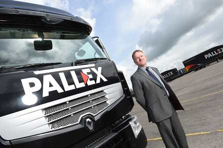 Cris Stephenson, UK MD, Pall-Ex