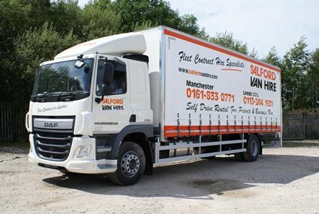 salford van hire invests in 300 vehicles motor transport. Black Bedroom Furniture Sets. Home Design Ideas