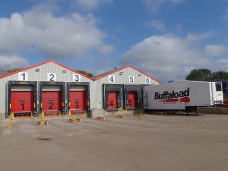 Buffaload increases Huntingdon HQ capacity