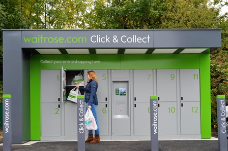 waitrose launches year long click and collect trial motor transport. Black Bedroom Furniture Sets. Home Design Ideas