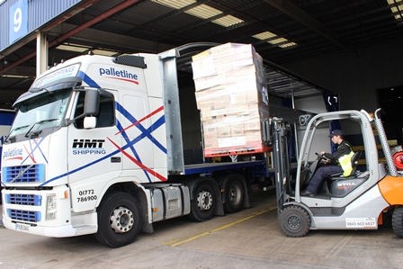 Zero emissions operation wins mayoral approval motor for Motor cargo freight company