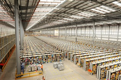 Amazon To Open New Fulfilment Centre In Coalville This