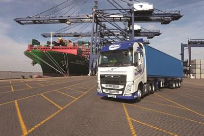 Maritime transport opens london gateway depot motor for Maritime motors used cars