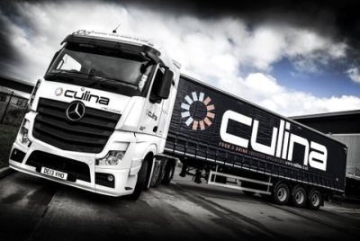Culina's previous look