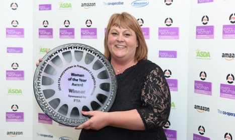 TNT Express head of regional operations named 2016 Everywoman Woman of the Year