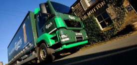 Carlsberg UK to outsource secondary logistics to DHL Tradeteam