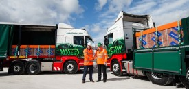 Eddie Stobart to replace XPO Logistics on Aggregate Industries' Concrete Products contract