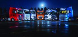 Truck manufacturers respond to €2.9bn cartel fine