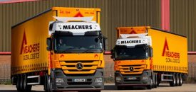 Meachers Global Logistics wins contract extension with Huhtamaki