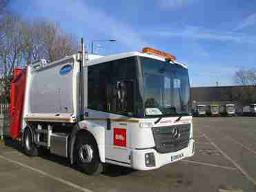 Biffa truck