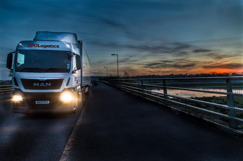 hundreds of jobs threatened at xpo logistics as sainsbury s moves to
