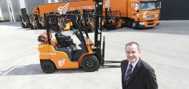 Michael Conroy, CEO of Palletforce, on why 2017 will be super year for the network