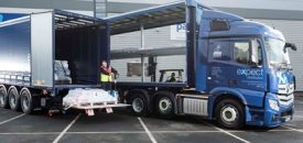 Expect Distribution takes 18 trailers from Ryder