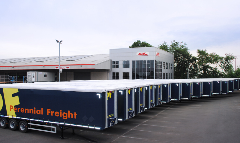 Perennial Freight Goes For 50 Hardy Sdc Curtainside