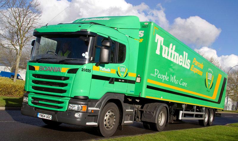 Tuffnells Parcels Express