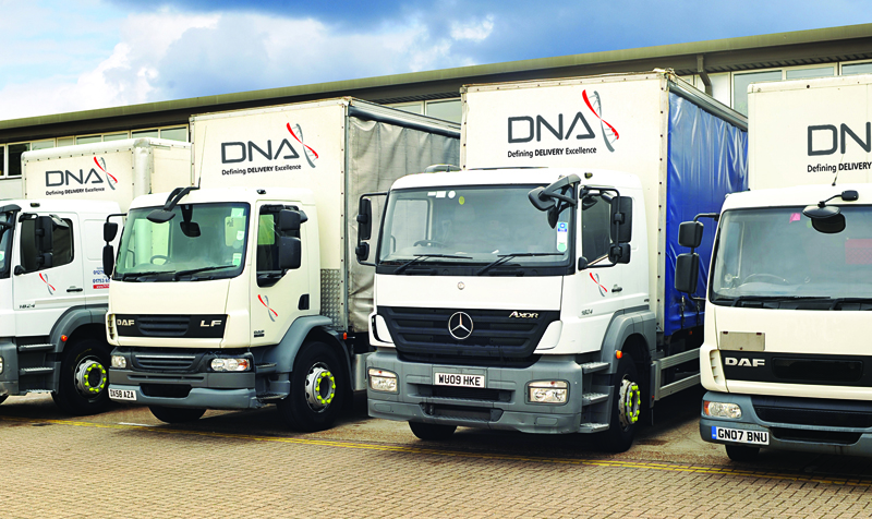 DNA Express Couriers