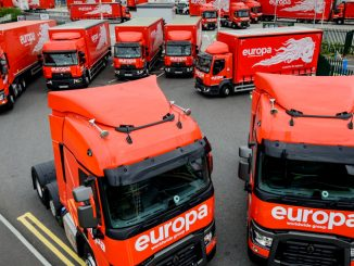 Europa trucks