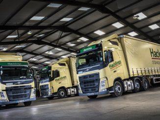 John Hackling Transport Volvo