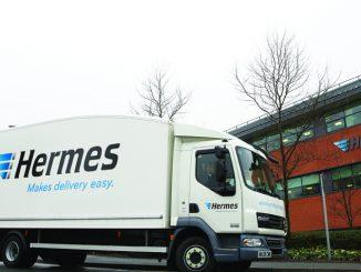 Hermes small truck