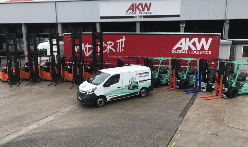 AKW Global Logistics