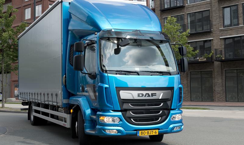 New DAF LF