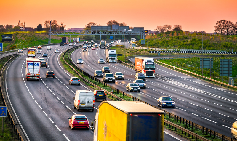 UK Road Transport Industry In Numbers