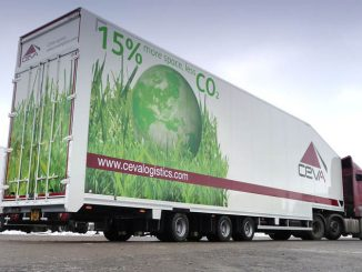 Ceva longer semi-trailers