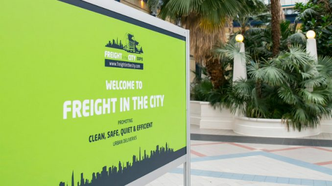 Freight in the City Expo