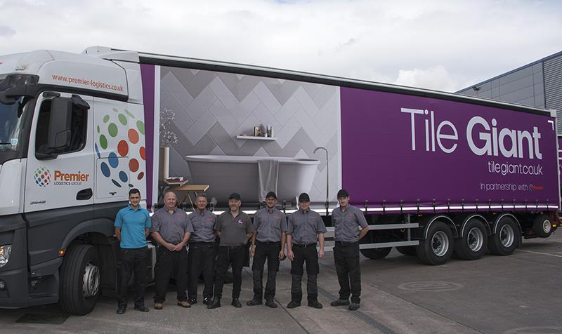 premier logistics meet the team