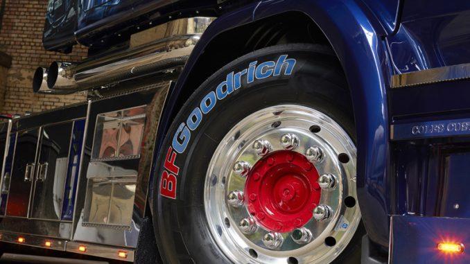BFGoodrich to enter UK market