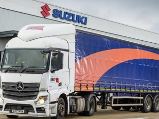 Bibby Distribution and Suzuki