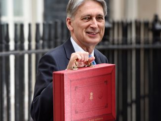 Budget 2017 - Philip Hammond
